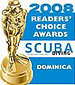 SCUBA DIVING Magazine's Reader's Choice Awards
